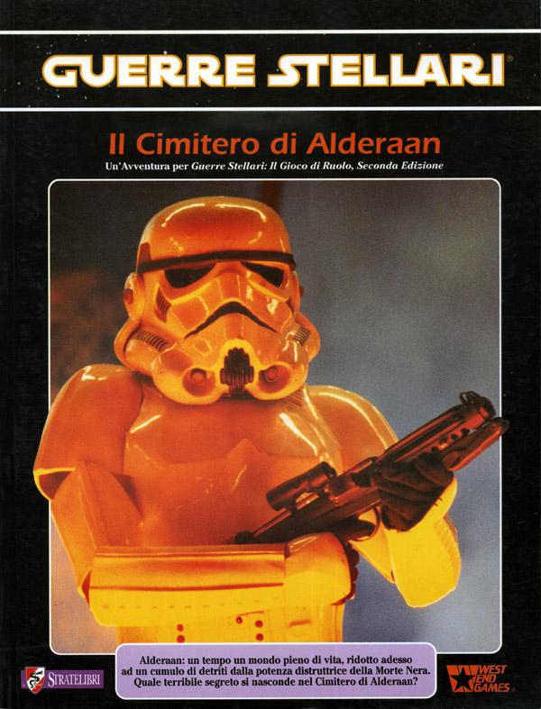Star Wars. Il cimitero di Alderaan