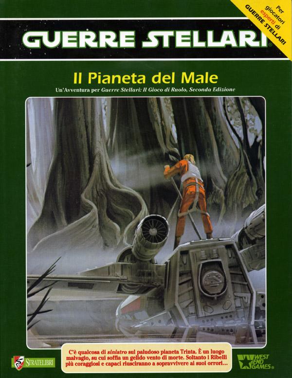 Star Wars. Il pianeta del Male