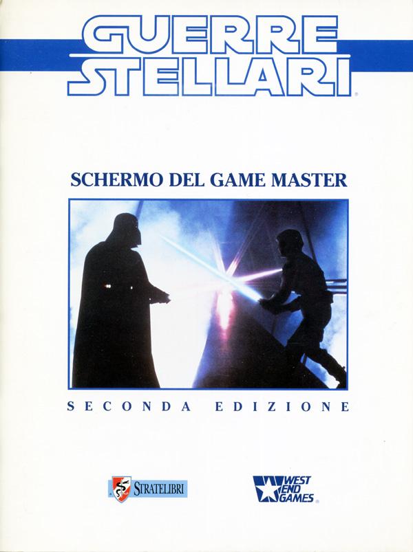 Star Wars. Schermo del Game Master, Seconda Edizione