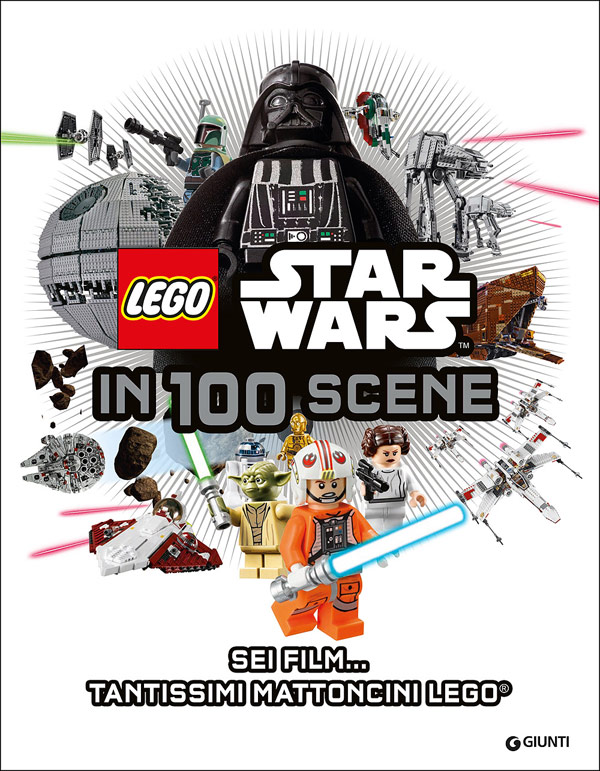 Lego Star Wars in 100 scene