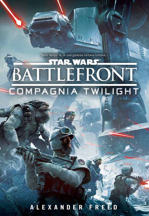 Star Wars. Battlefront: Compagnia Twilight