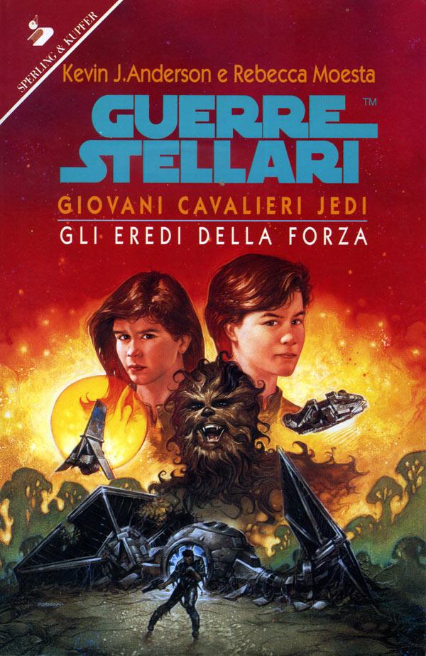 Star Wars. Giovani Cavalieri Jedi. Gli eredi della Forza